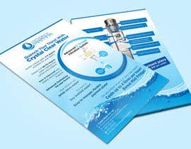 #7 for Design a Product flyer for a Water Cooler by logowizards