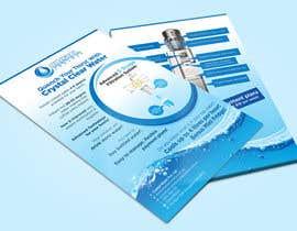 nº 7 pour Design a Product flyer for a Water Cooler par logowizards