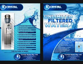 #9 para Design a Product flyer for a Water Cooler por DezineGeek