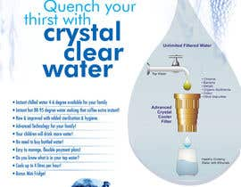 #2 for Design a Product flyer for a Water Cooler by raza1010