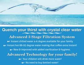 nº 6 pour Design a Product flyer for a Water Cooler par leduy87qn