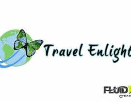 #78 for Design a Logo for a Spiritual Travel Blog/Website by fluidxcreations