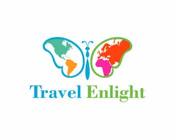 #88 for Design a Logo for a Spiritual Travel Blog/Website by tedi1