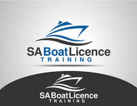 texture605 tarafından Design a Logo (and optional GIF) for a boat licence course provider için no 11