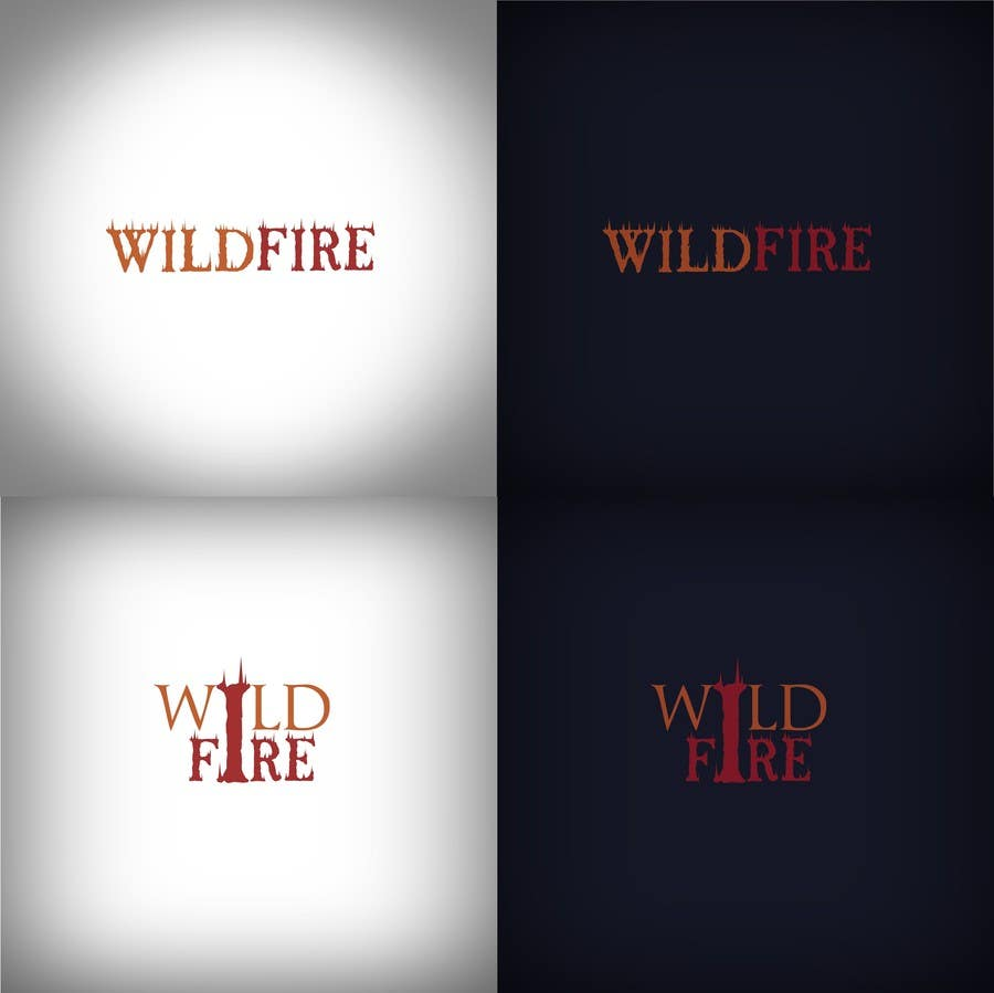 "#19 for Design a text Logo for ""Wildfire"" by Juanmixx"