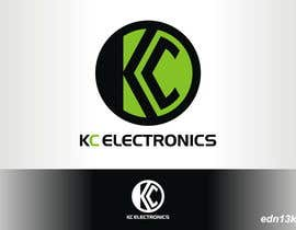 edn13k tarafından Logo Design for an Electronics Business için no 104