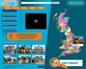 Graphic Design Inscrição do Concurso Nº109 para Website Design for Onlet