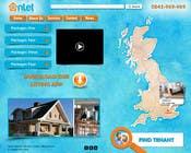 Graphic Design Inscrição do Concurso Nº88 para Website Design for Onlet