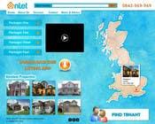 Graphic Design Inscrição do Concurso Nº38 para Website Design for Onlet