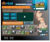 Graphic Design Конкурсная работа №76 для Website Design for Onlet