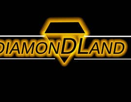 #190 for Design a Logo for DiamondLand af hetalrsolanki