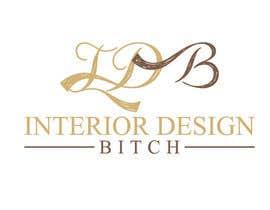 AlamgirDesign tarafından Design a Logo: Interior Design Bitch için no 232