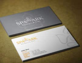 HammyHS tarafından Design some Business Cards for Spa and Retreat Travel Agency için no 63