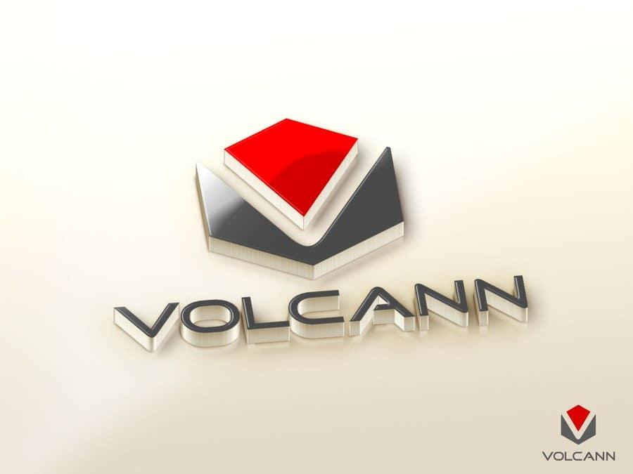 #317 for Design a Logo for Volcann by nomi2009