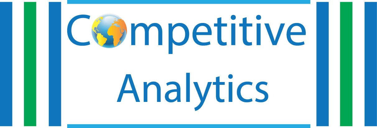 #5 for Design a Logo for Competitive Analytics by samonazaryan