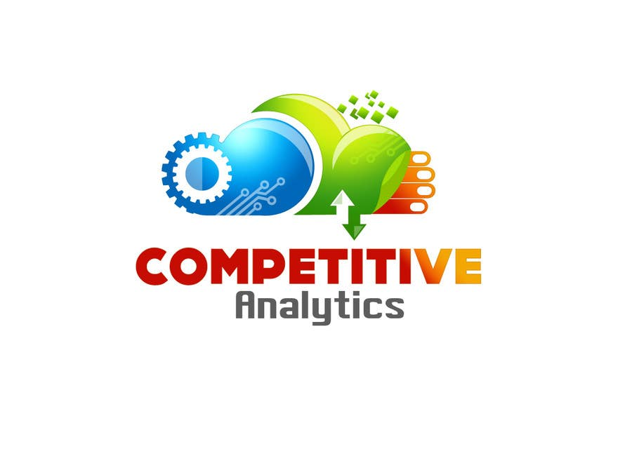 #1 for Design a Logo for Competitive Analytics by NabilEdwards