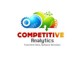 #2 for Design a Logo for Competitive Analytics by NabilEdwards