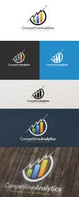 #87 for Design a Logo for Competitive Analytics by sankalpit