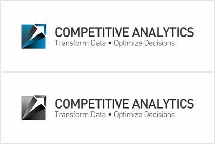 #88 for Design a Logo for Competitive Analytics by edvans