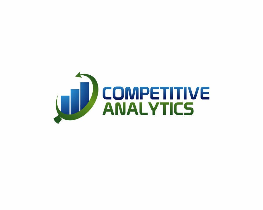 #81 for Design a Logo for Competitive Analytics by tedi1