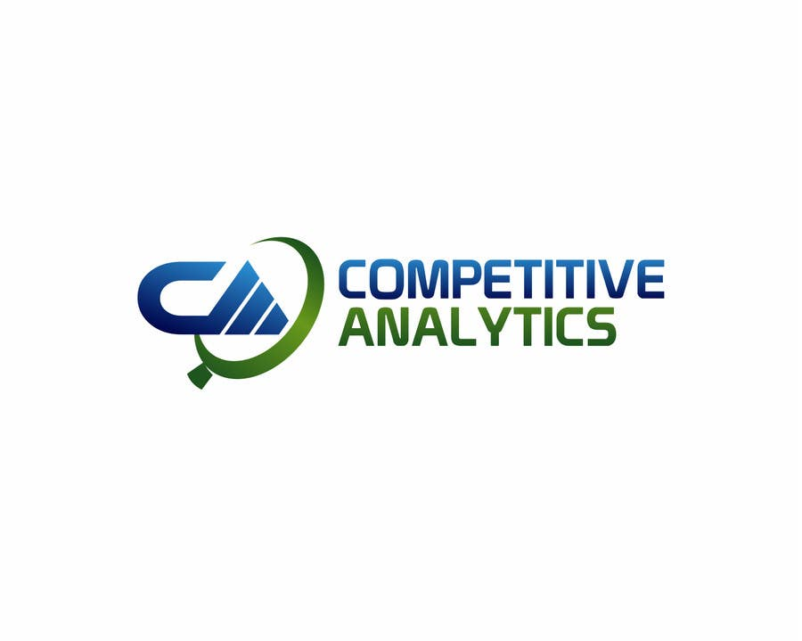 #83 for Design a Logo for Competitive Analytics by tedi1