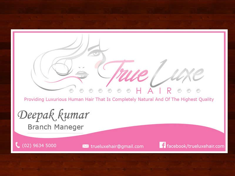 #26 for Quick Design For Business Card by dipakart