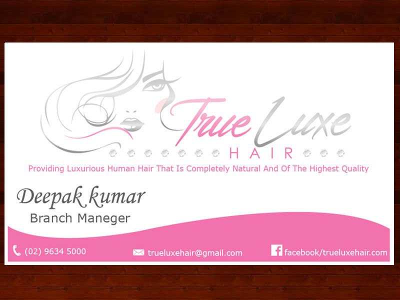 #33 for Quick Design For Business Card by dipakart
