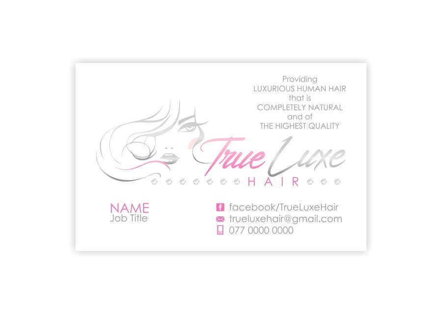 #14 for Quick Design For Business Card by salutyte