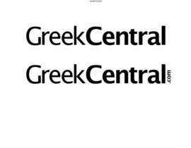 #18 for Design a Logo for GreekCentral.com - repost by marlopax