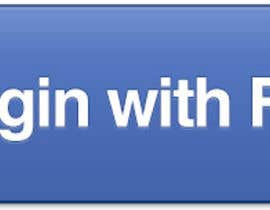 #9 for Facebook Login by dineshajar
