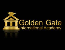 #5 for Design a Logo for Golden Gate International Academy by Balghari91