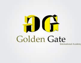 #3 para Design a Logo for Golden Gate International Academy por PhamDucTam1987