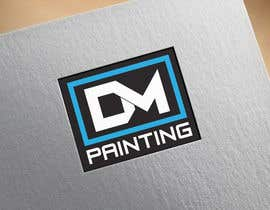 visitor26669 tarafından DM Painting Logo 1 -- 3 için no 45