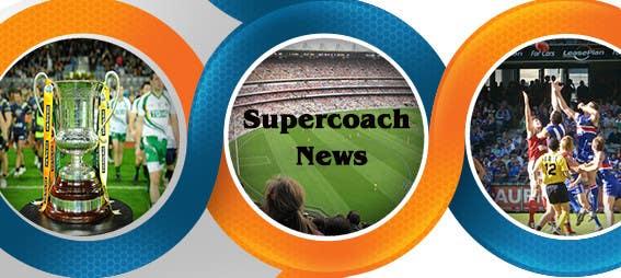 Proposition n°2 du concours Design a Banner for Australian Football Supercoach News