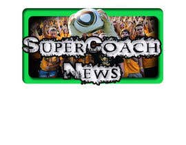 nº 4 pour Design a Banner for Australian Football Supercoach News par DaveAspire