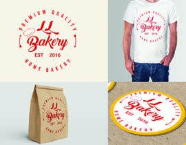 parthoprothim tarafından Bakery Logo için no 46