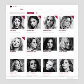 vigszabolcs tarafından Design for erotic models web site için no 4