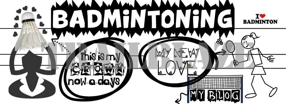 Bài tham dự cuộc thi #                                        2                                      cho                                         Design a Banner for a Badminton Blog