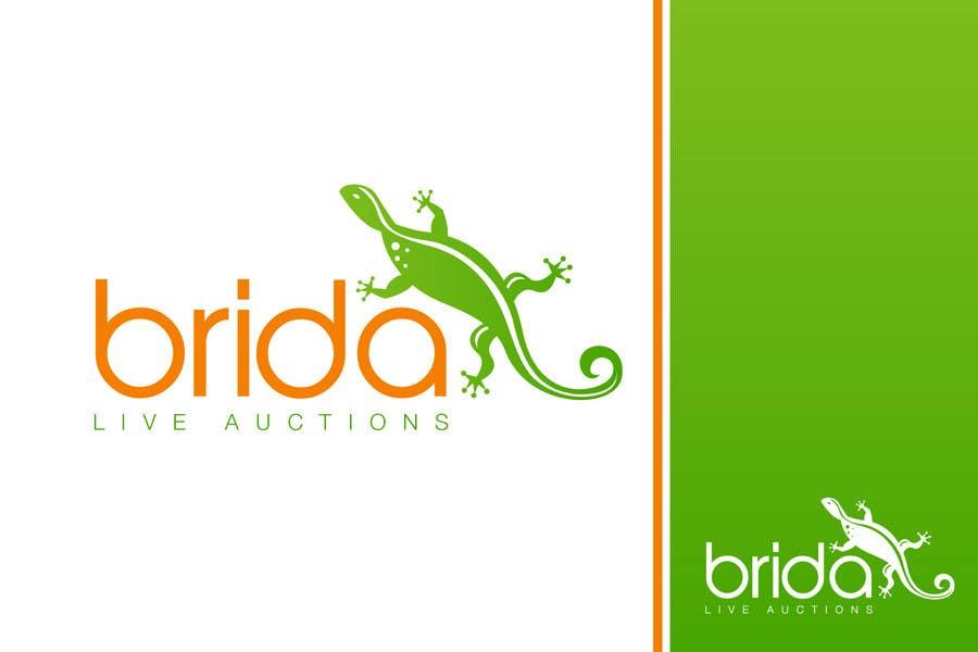 Inscrição nº 75 do Concurso para Logo Design for Brida (Gecko)