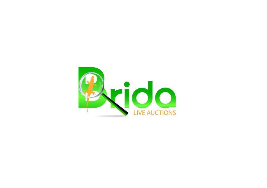 Inscrição nº 105 do Concurso para Logo Design for Brida (Gecko)