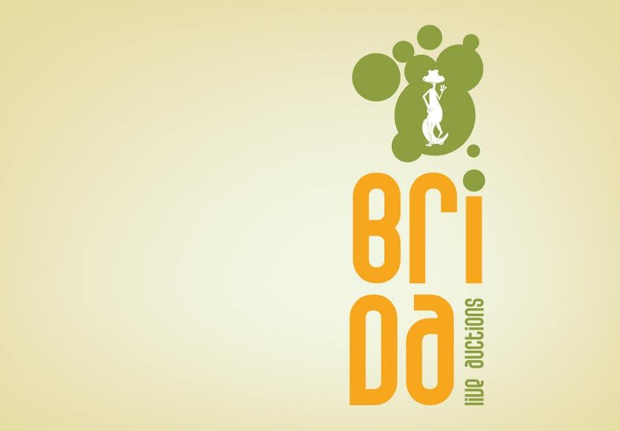 Конкурсная заявка №116 для Logo Design for Brida (Gecko)