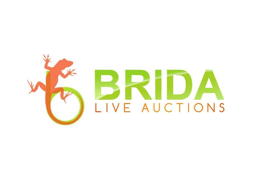Inscrição nº 174 do Concurso para Logo Design for Brida (Gecko)