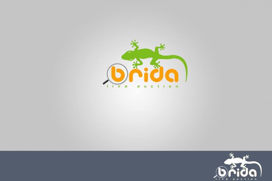 Inscrição nº 121 do Concurso para Logo Design for Brida (Gecko)