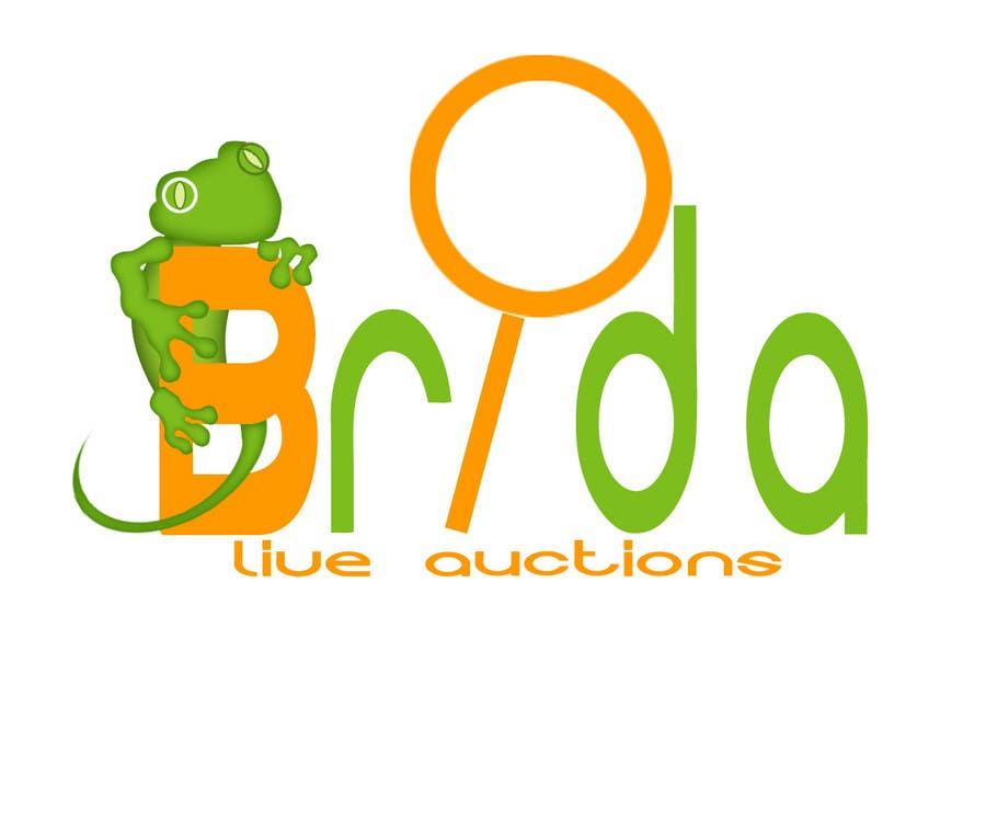 Конкурсная заявка №118 для Logo Design for Brida (Gecko)