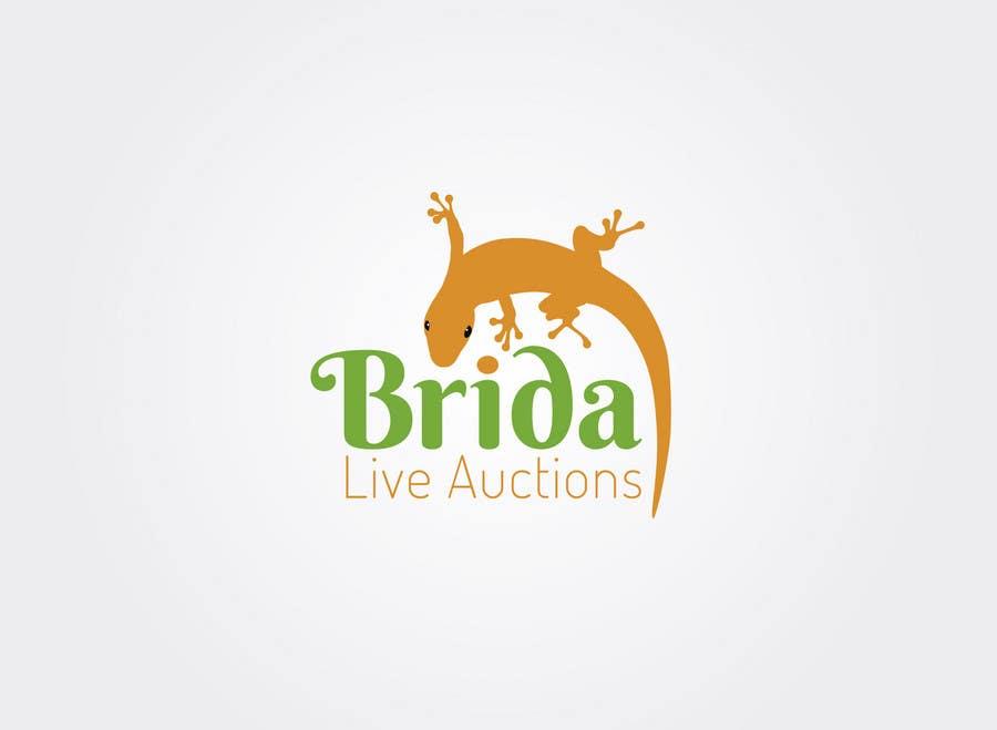 Конкурсная заявка №84 для Logo Design for Brida (Gecko)
