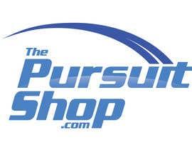 nº 86 pour Logo for ThePursuitShop.com par stanbaker