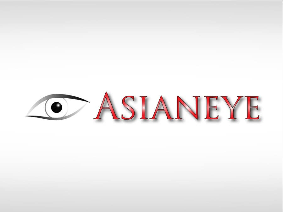 Contest Entry #29 for Urgent need  a Logo for  Asianeye