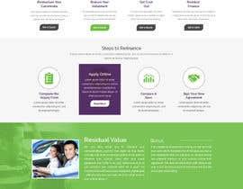 adixsoft tarafından Design a ONE-PAGER INTERACTIVE WEB PAGE (ONE PAGER WEBSITE) için no 69