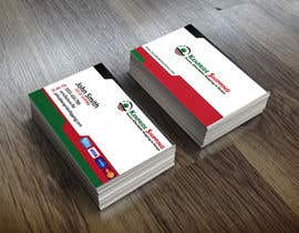 #60 untuk Design some Business Cards for shipping company oleh dindinlx
