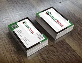 #56 untuk Design some Business Cards for shipping company oleh EugenEBv